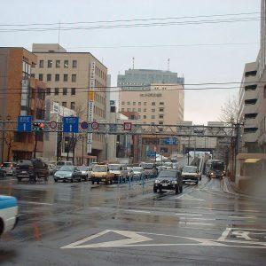 2002年03月トップ画像 04 西口への道