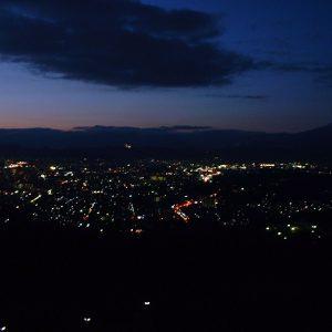2002年12月トップ画像 04 盛岡遠夜景