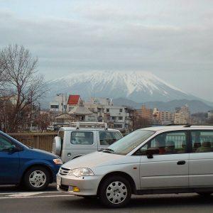 2002年12月トップ画像 05 岩手山