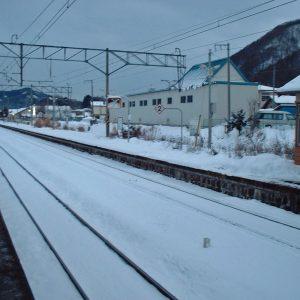 2003年01月トップ画像 01 新年雪ホーム