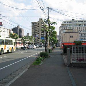 バスセンター周辺