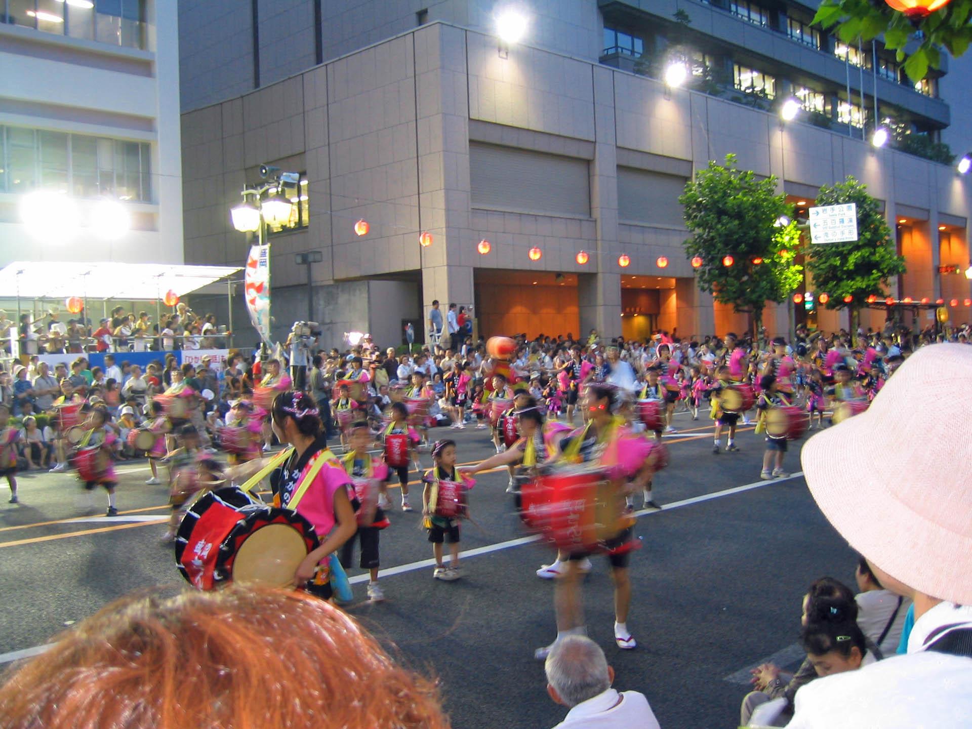 さんさ踊り2005 1日目 2
