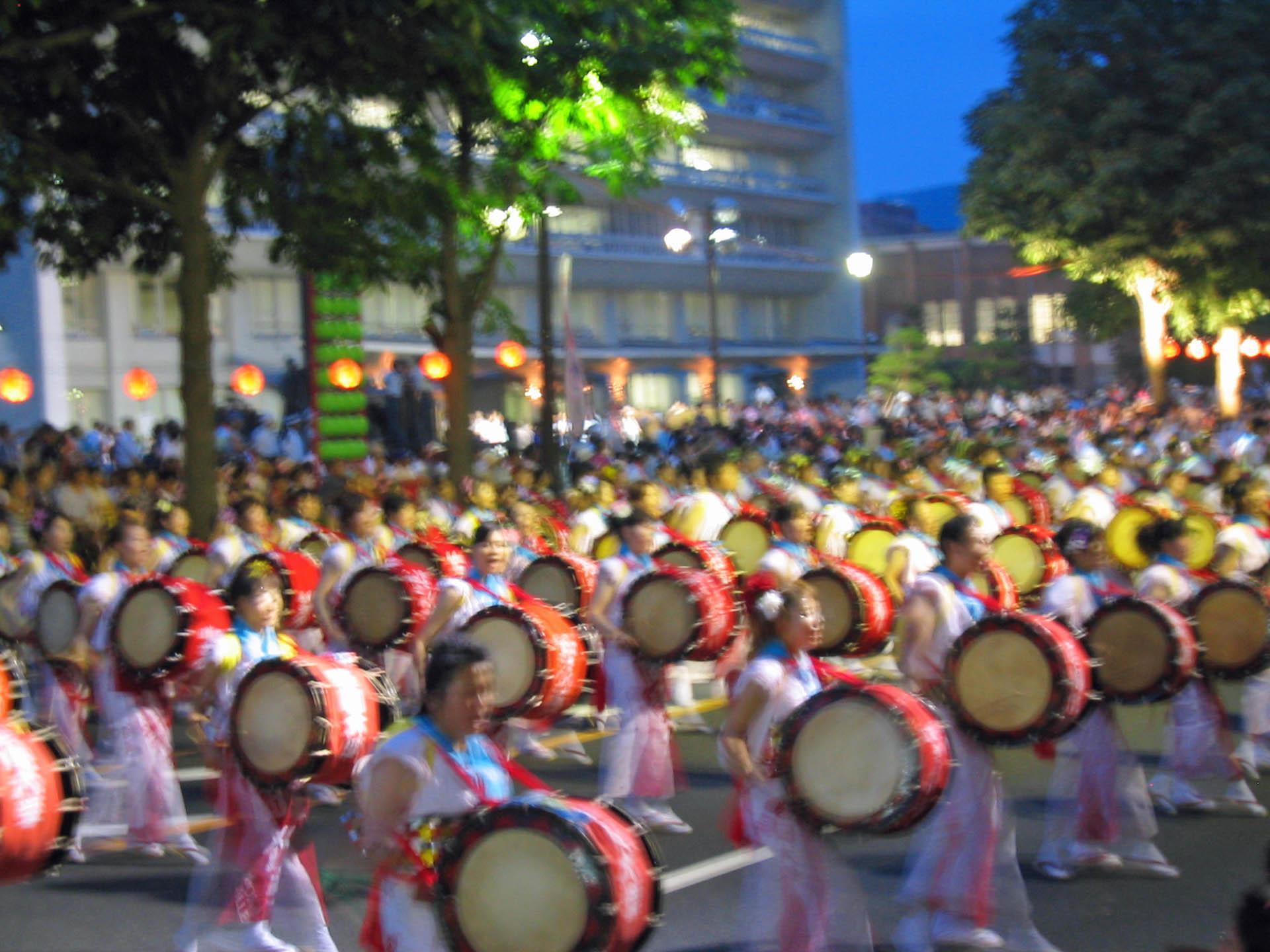 さんさ踊り2005 1日目 3