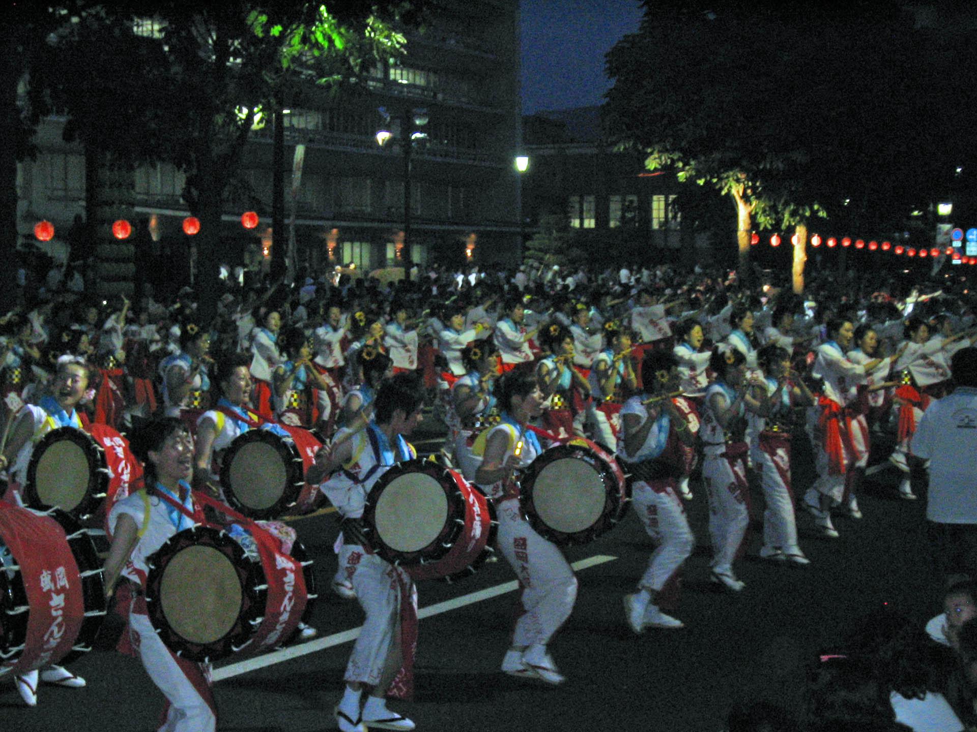 さんさ踊り2005 1日目 4