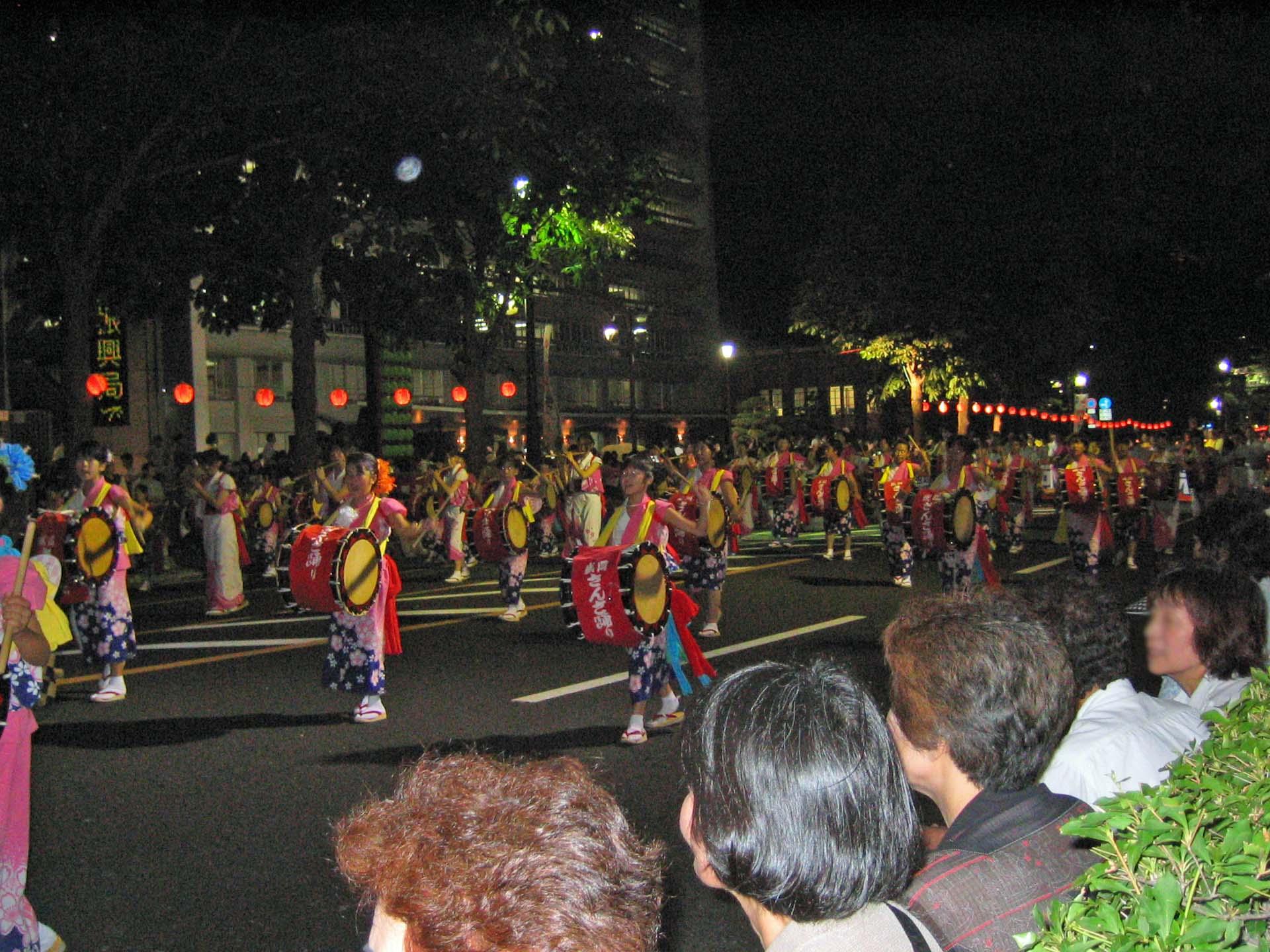 さんさ踊り2005 1日目 5