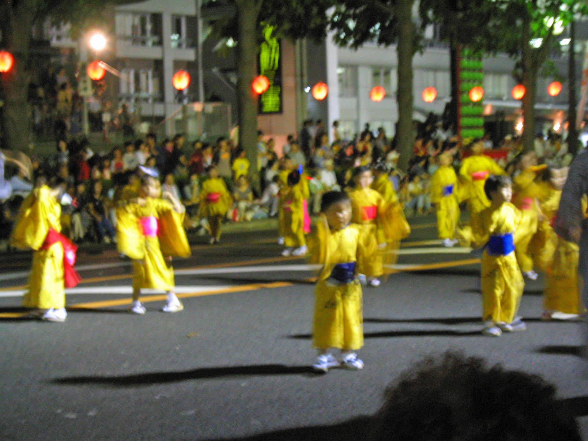 さんさ踊り2005 1日目 6