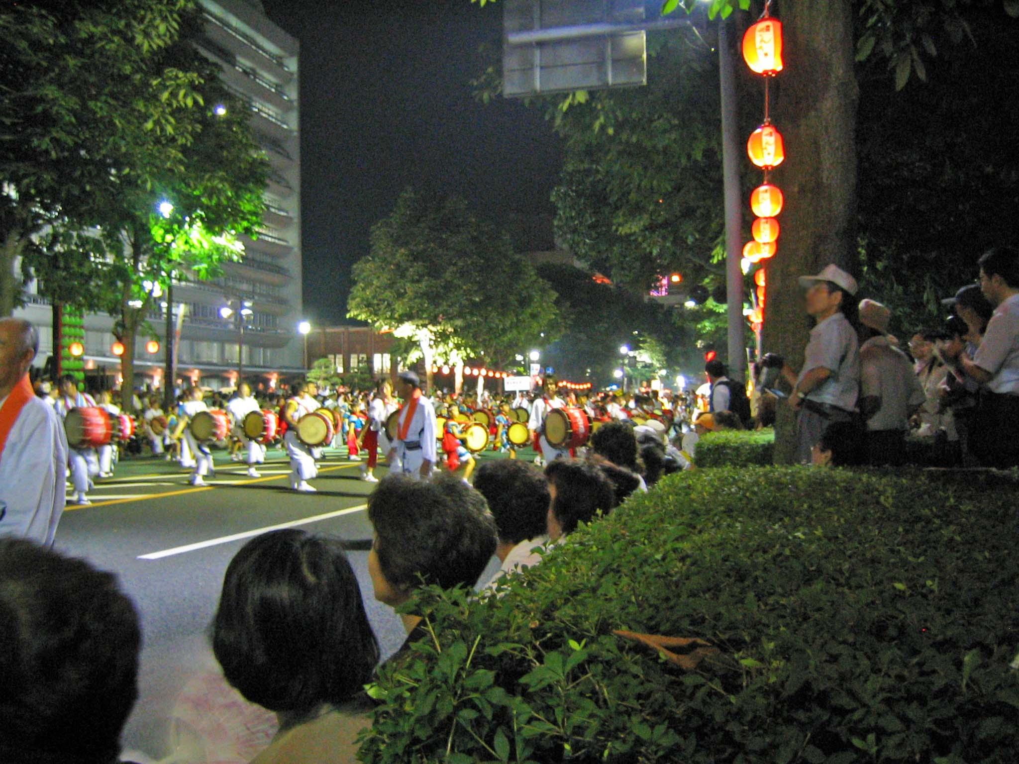 さんさ踊り2005 1日目 1