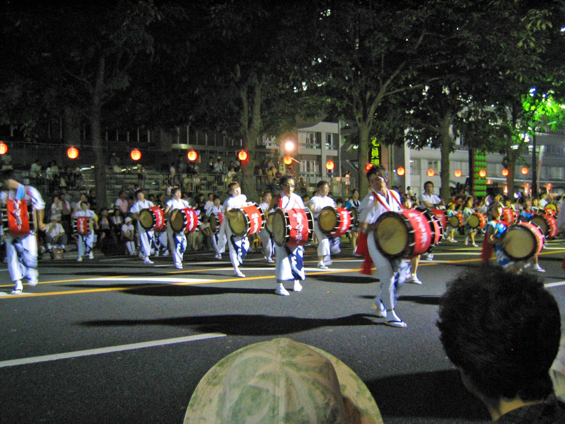 さんさ踊り2005 1日目 7