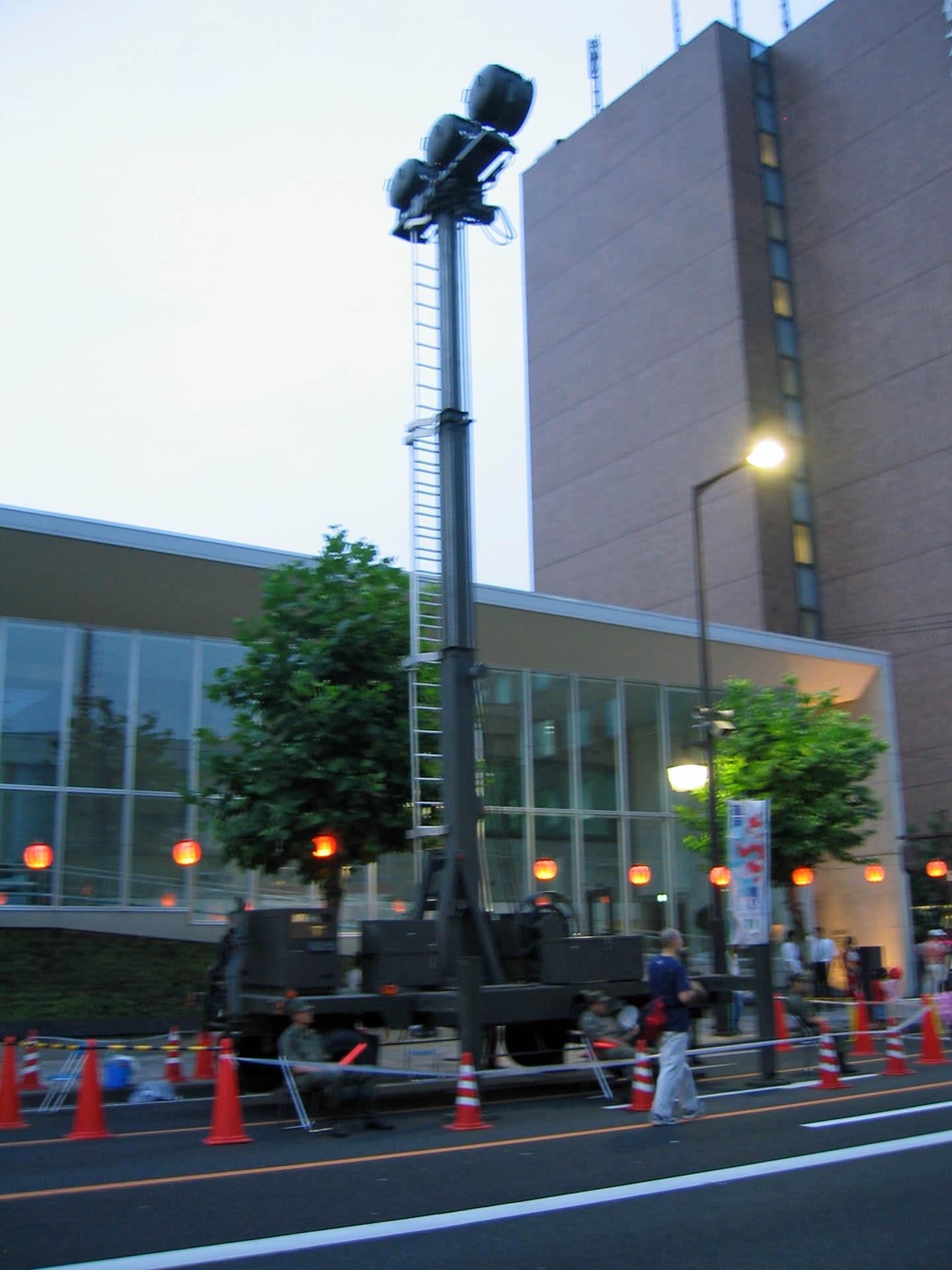 さんさ踊り2005 2日目 2