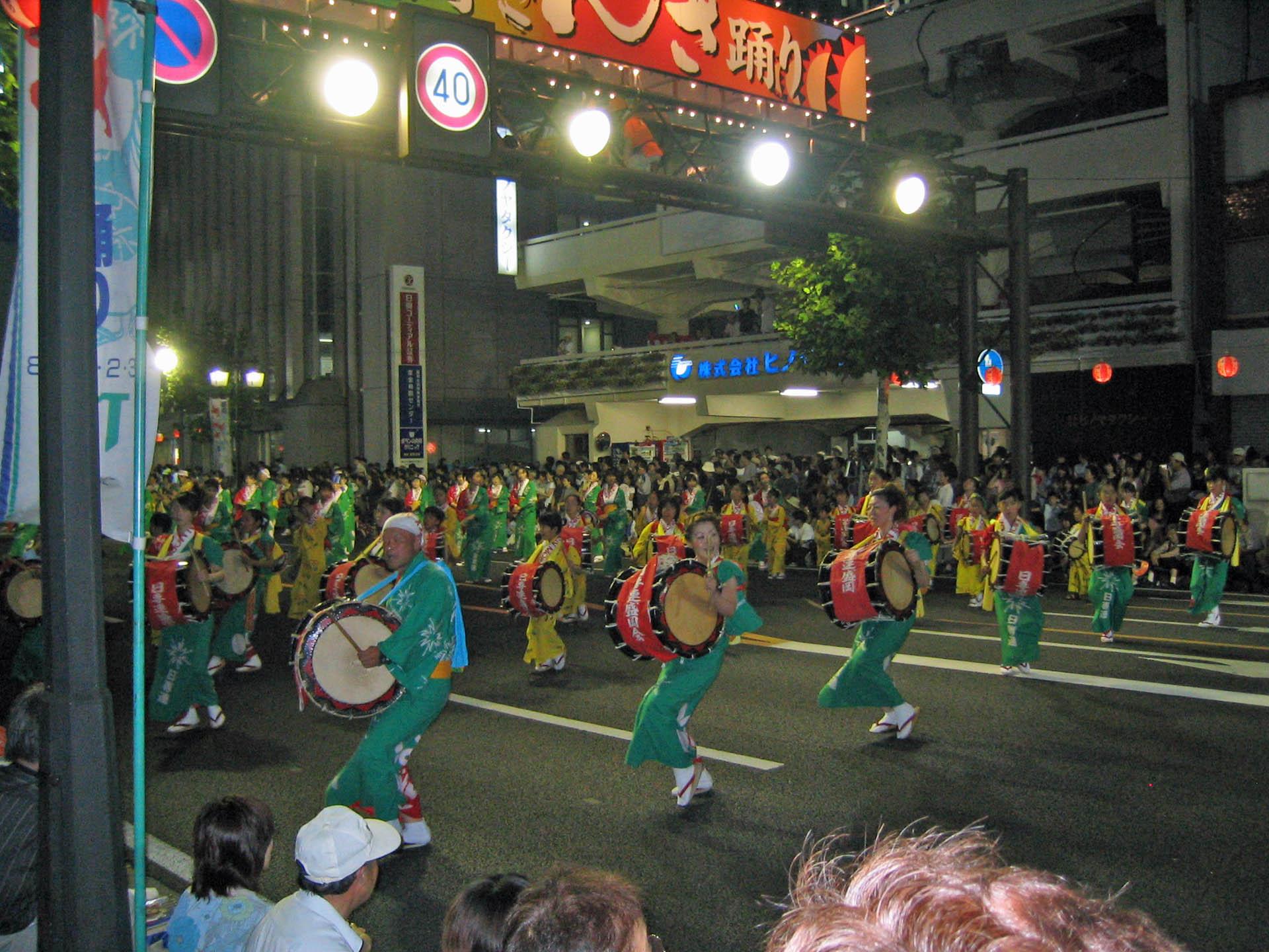 さんさ踊り2005 2日目 4