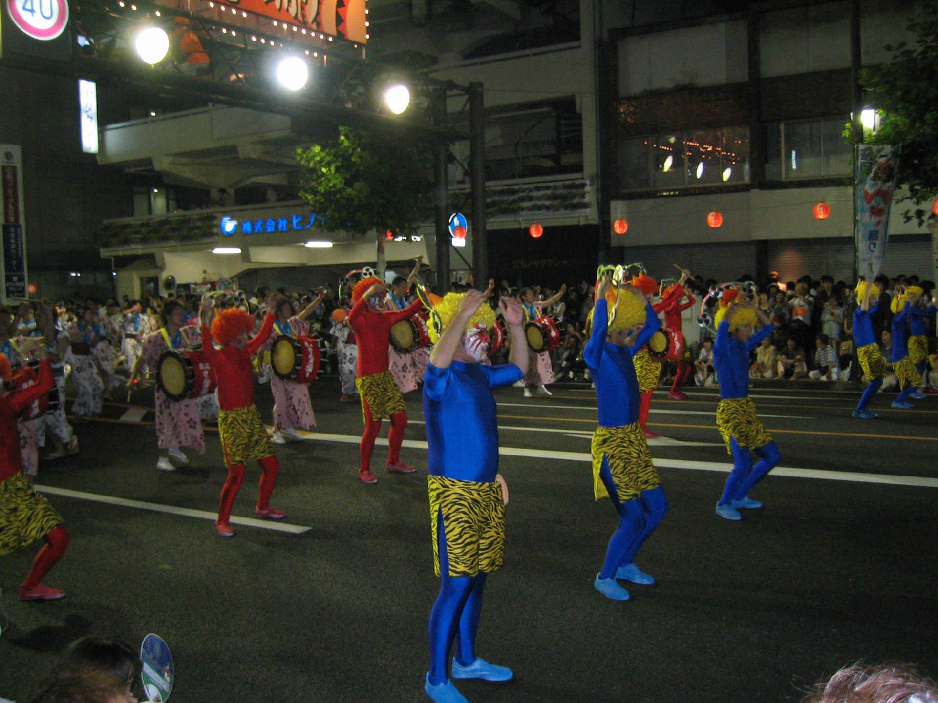 さんさ踊り2005 2日目 5