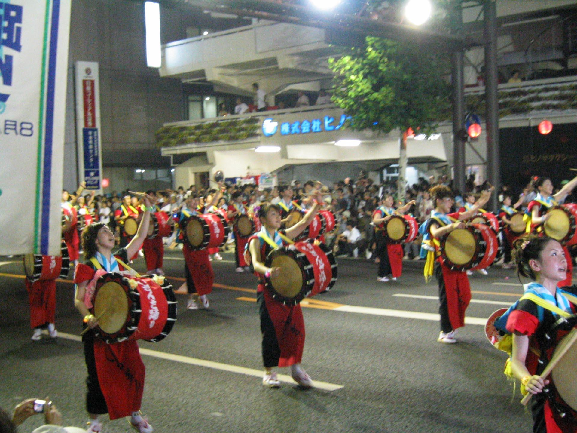さんさ踊り2005 2日目 6