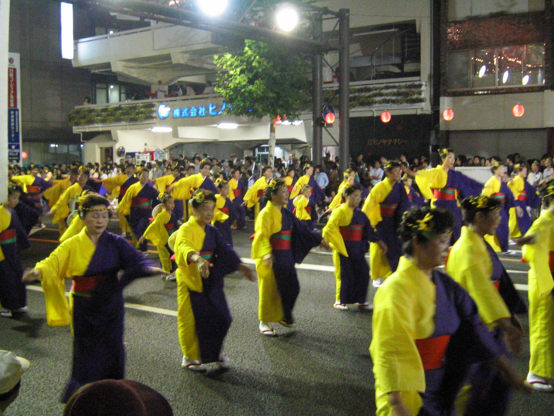 さんさ踊り2005 2日目 7
