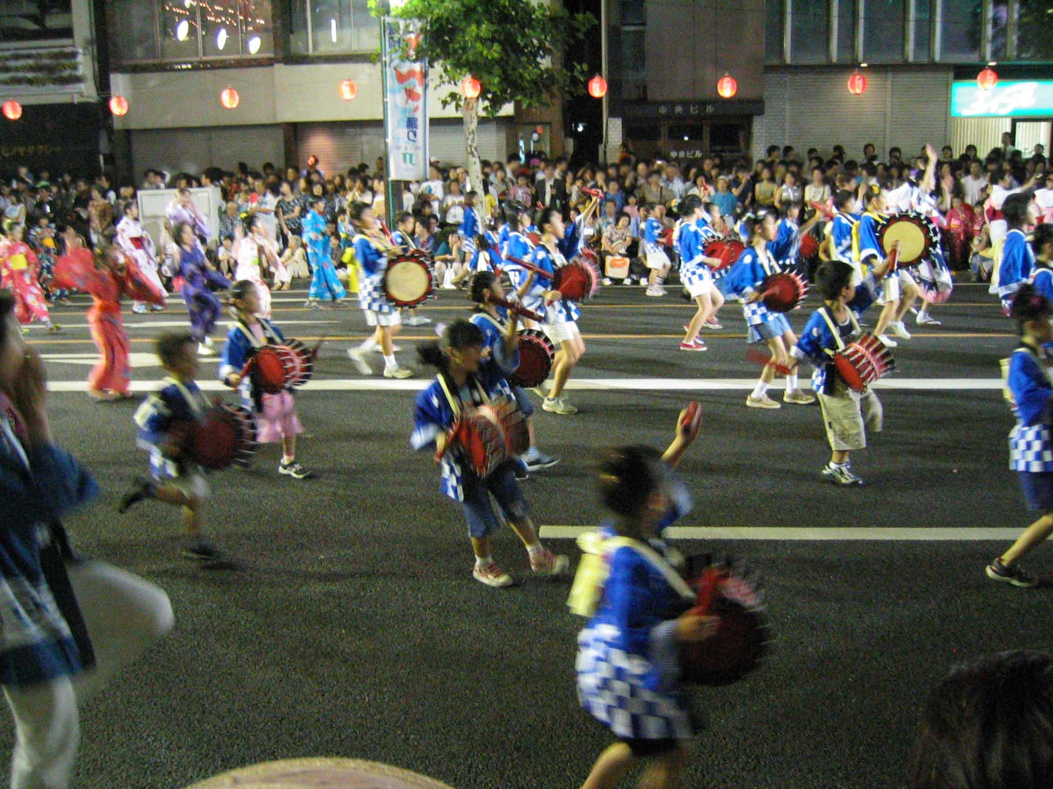 さんさ踊り2005 2日目 10