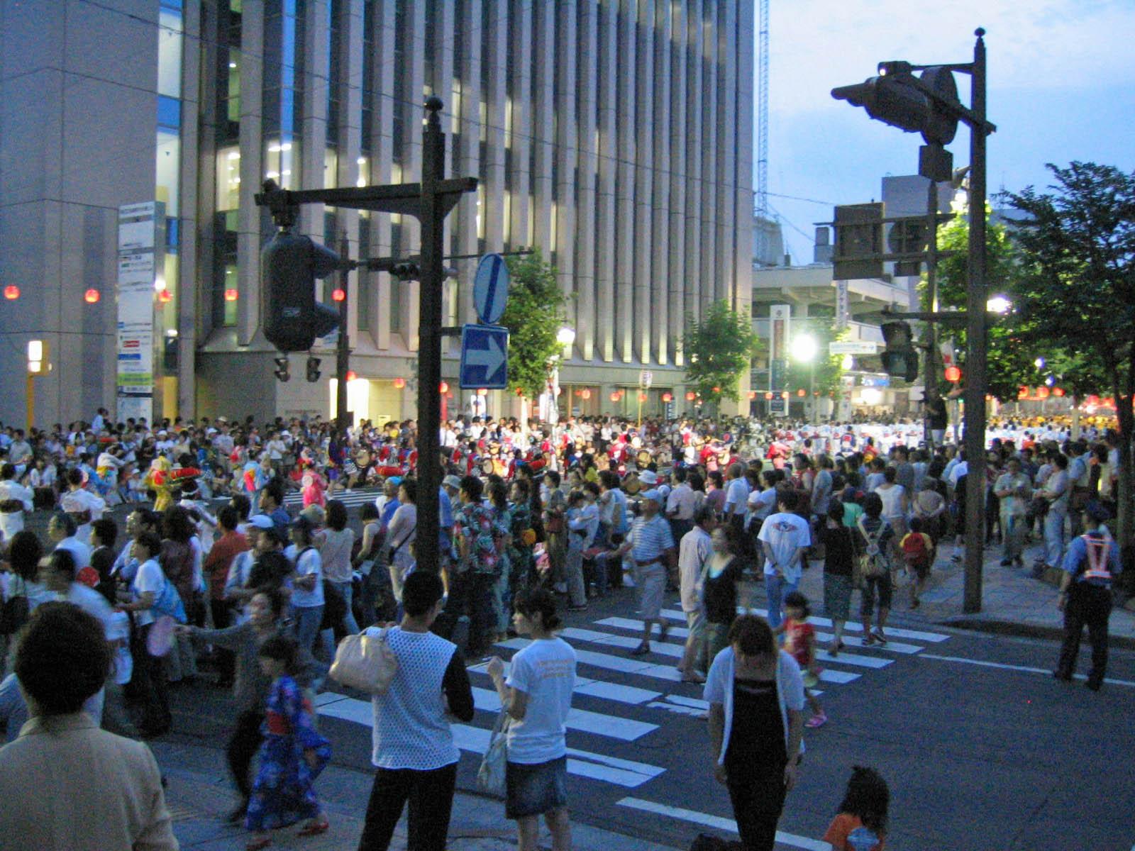 さんさ踊り2005 3日目 2
