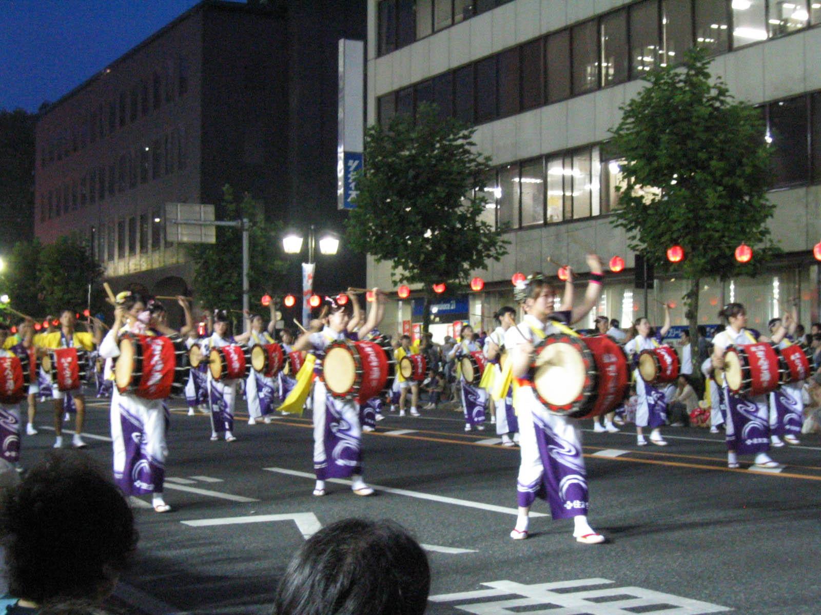さんさ踊り2005 3日目 3