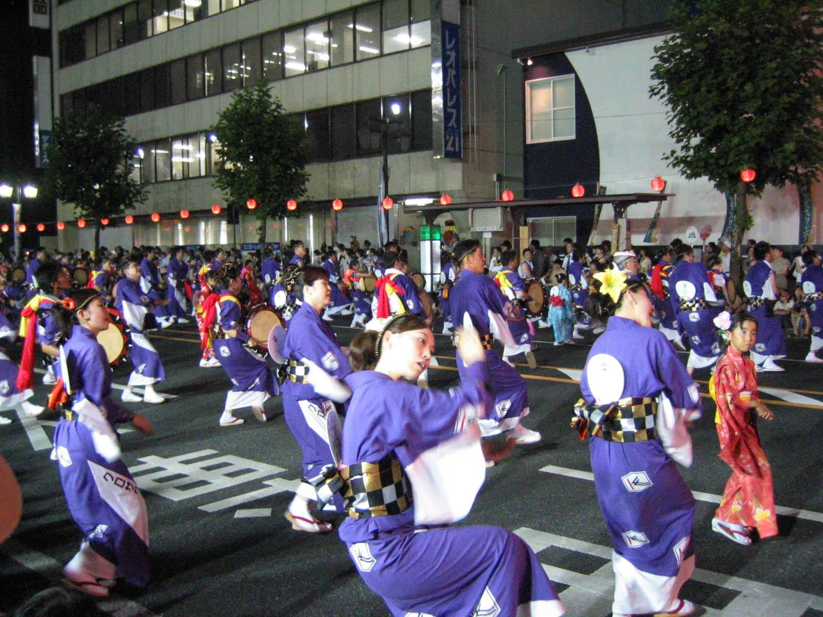 さんさ踊り2005 3日目 4