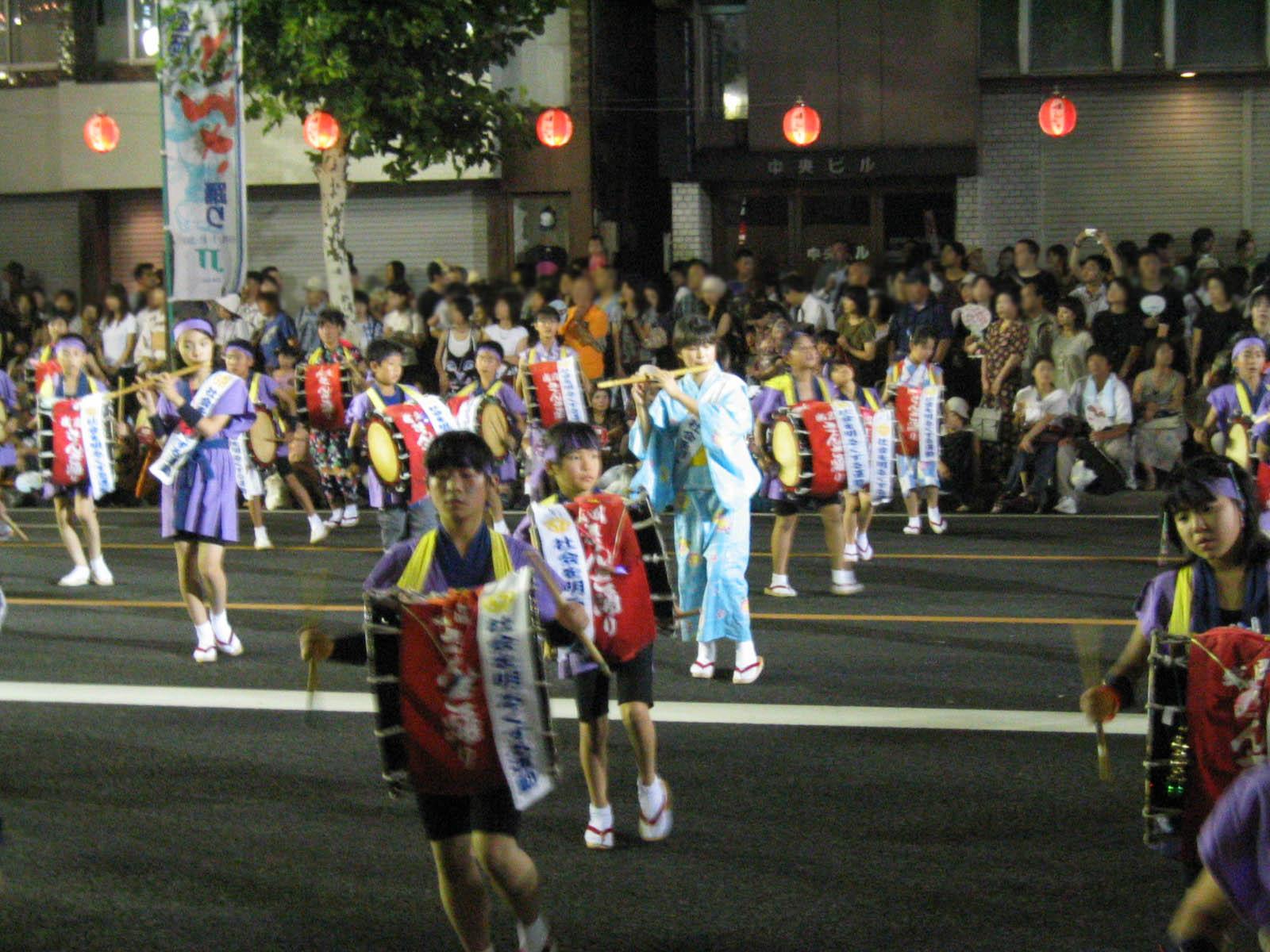 さんさ踊り2005 3日目 7
