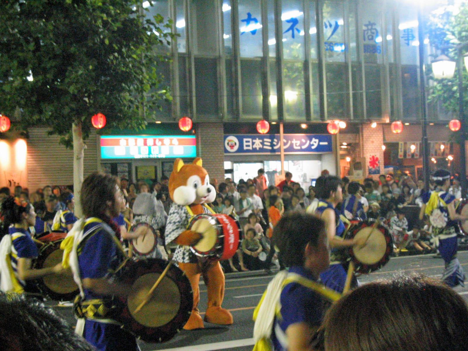 さんさ踊り2005 3日目 8