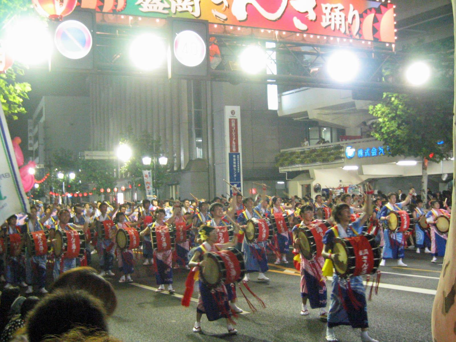 さんさ踊り2005 3日目 9