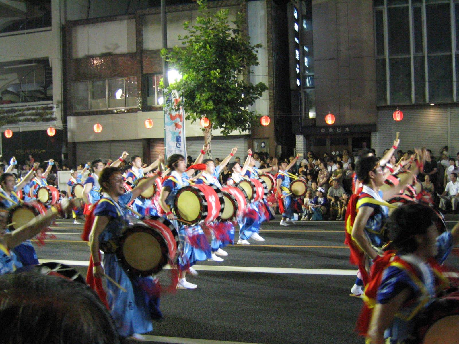 さんさ踊り2005 3日目 10