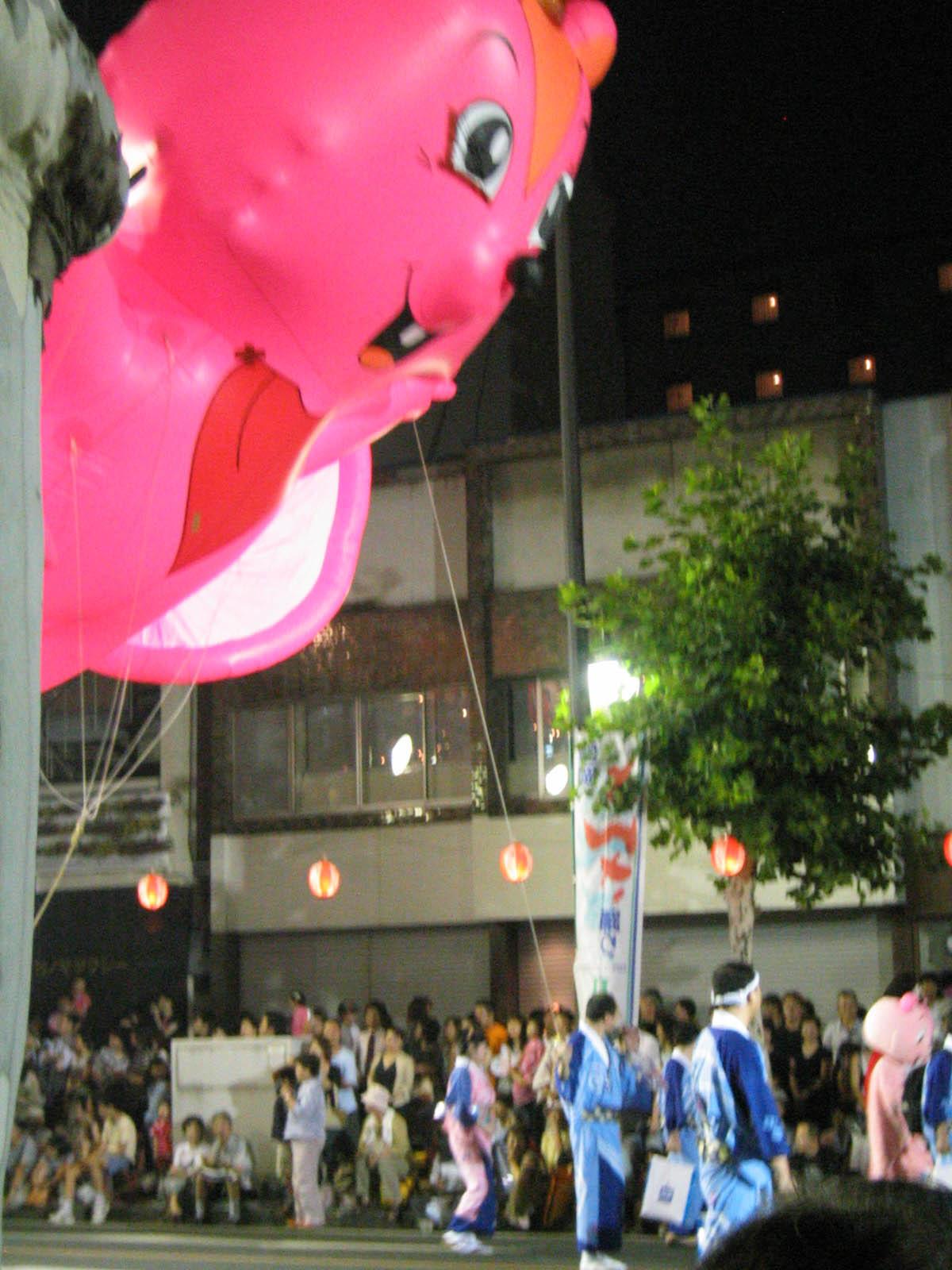 さんさ踊り2005 3日目 13