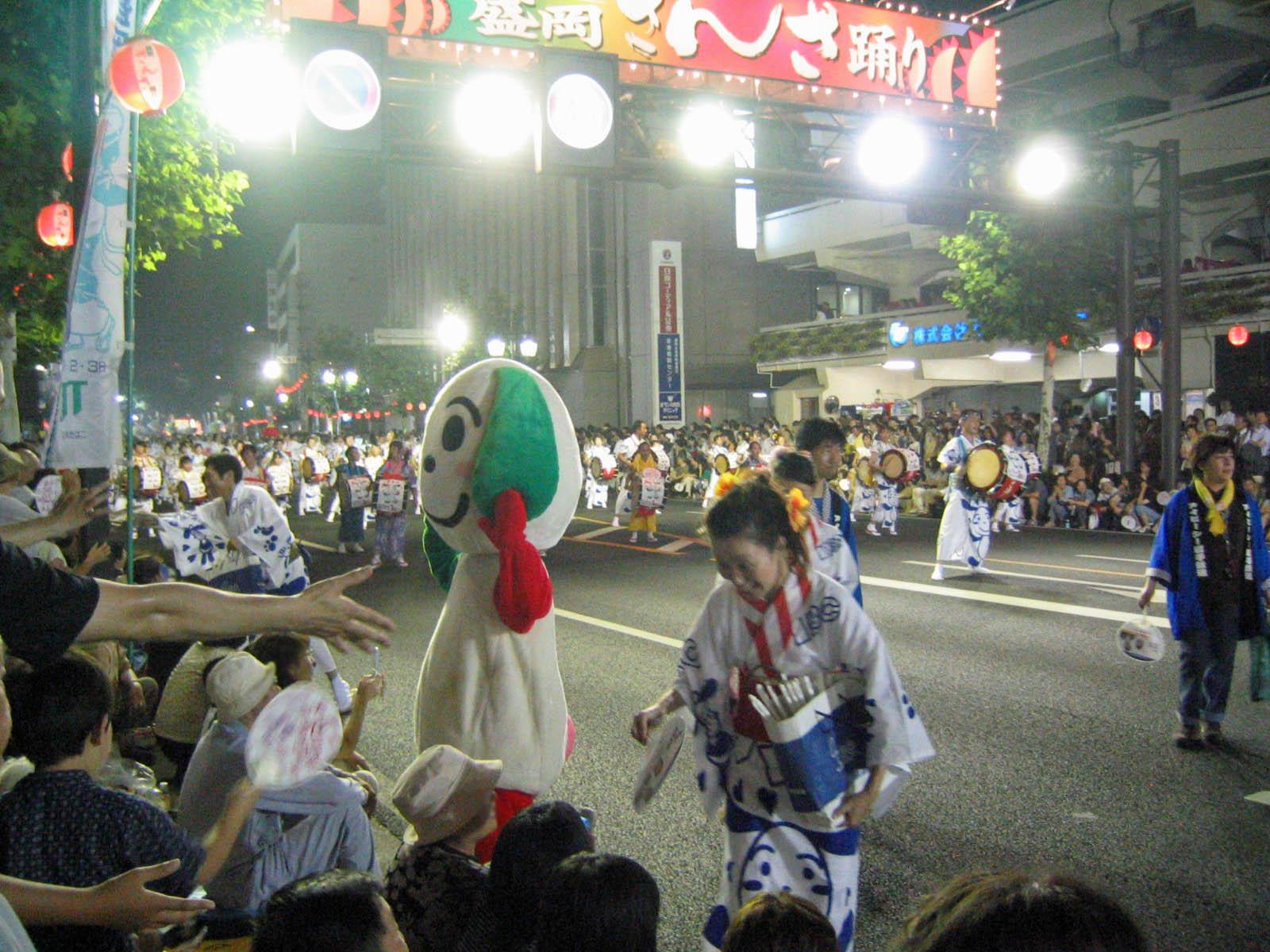 さんさ踊り2005 3日目 17