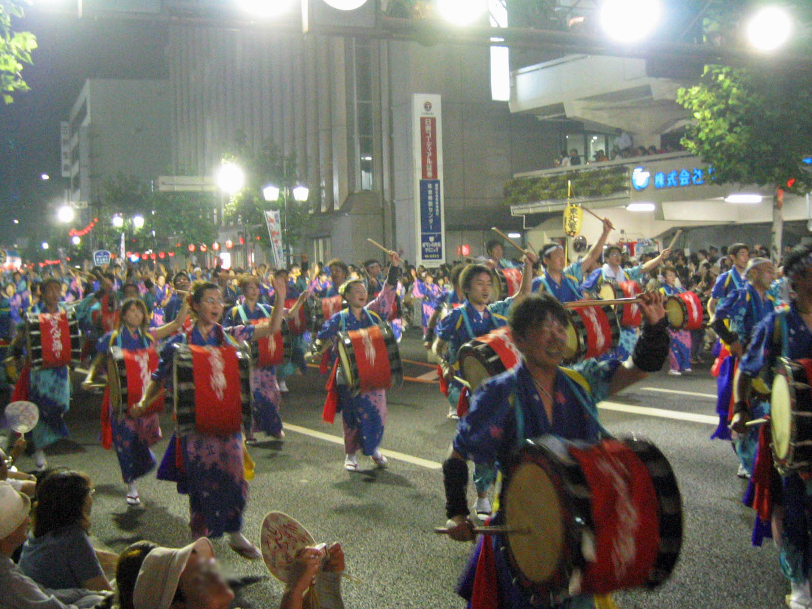 さんさ踊り2005 3日目 18