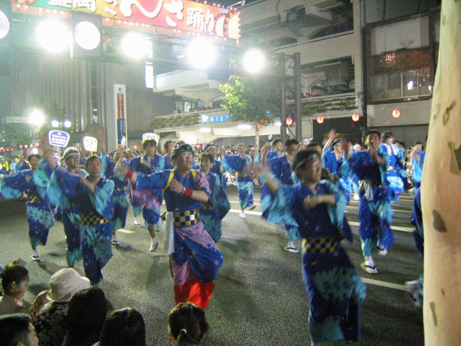 さんさ踊り2005 3日目 19
