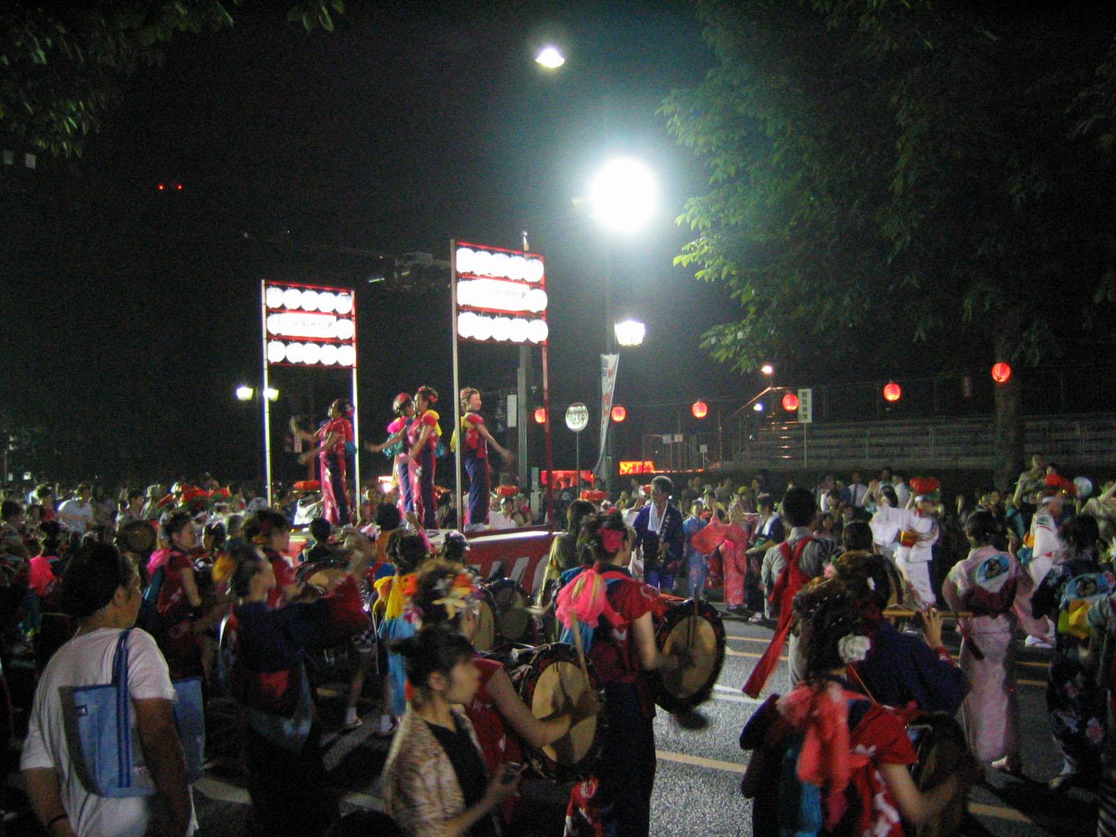 さんさ踊り2005 3日目 26