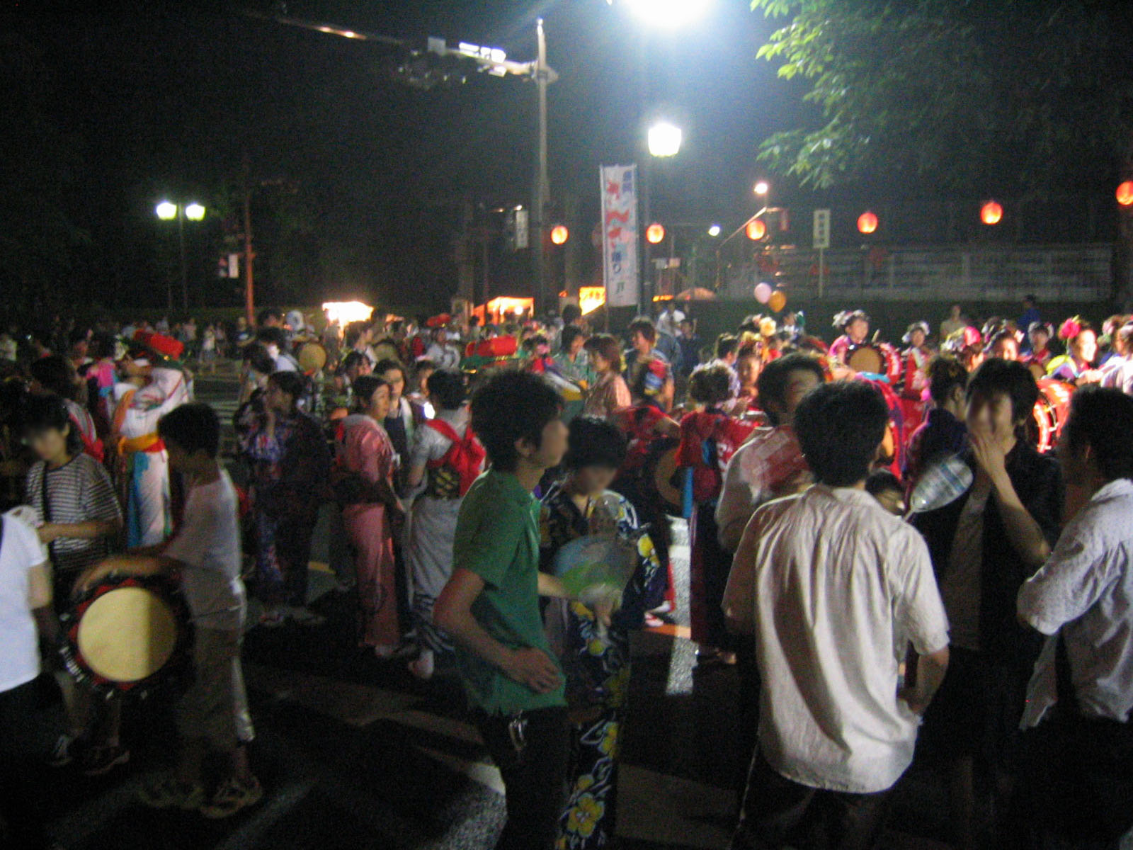 さんさ踊り2005 3日目 27