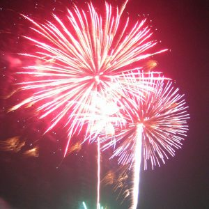 盛岡花火の祭典2005