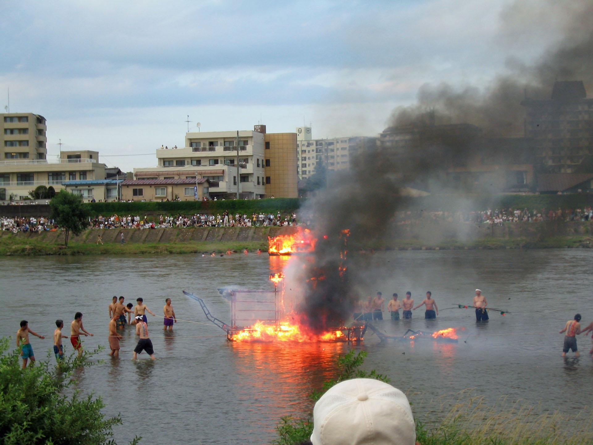 盛岡舟っこ流し2005 2