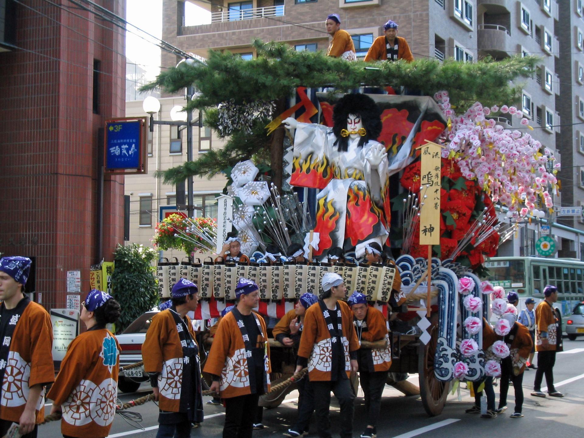 八幡さまの秋祭り[昼編] 5