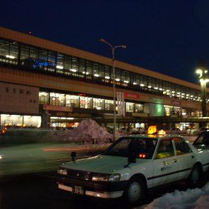 北のターミナル