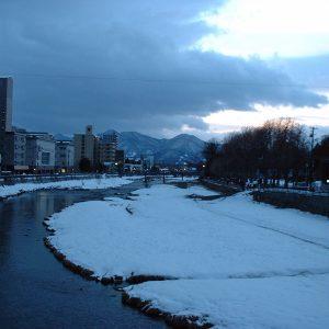 2002年02月トップ画像 02  中津川